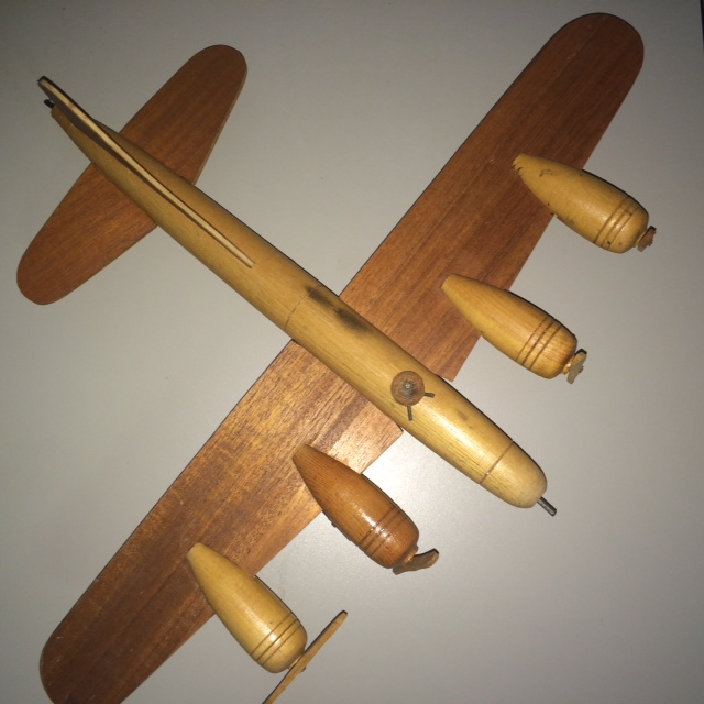 WWII recognition model