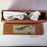 Humble Modern Toys airplane toy box