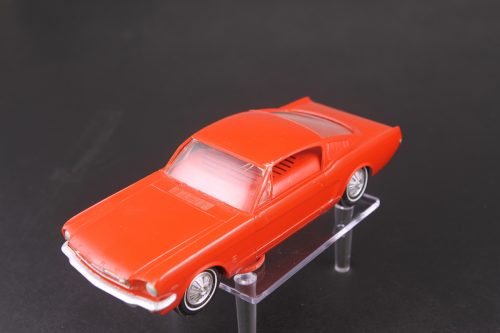 1966 Mustang promotional model