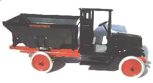 Rare Buddy L Coal truck