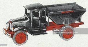 Buddy L Coal Truck Wanted