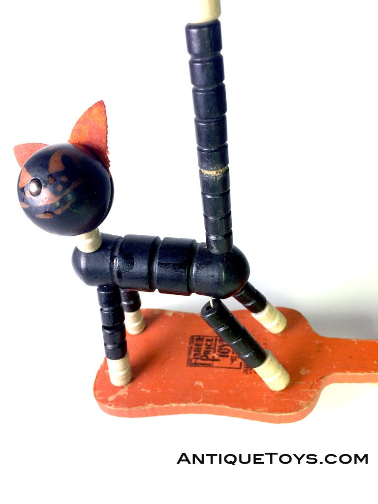 Tailspin Tabby Fisher Price Cat