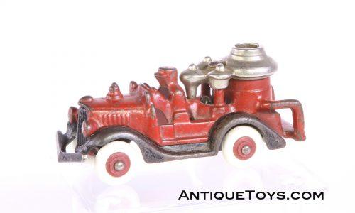 Hubley 1936 Fire Engine No. 504