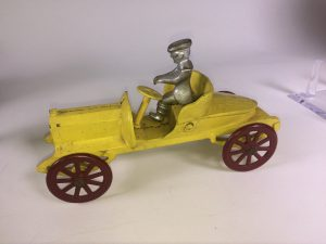 """Kenton Race Car- Noted as the """"Automobile"""" in catalogs"""