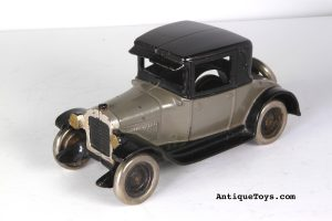Beautiful Chevy cast iron toy by Arcade manufacturing