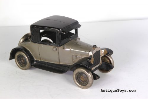 Chevy Cast iron toy by Arcade of Freeport IL