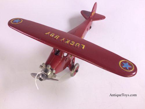 dent-airplane