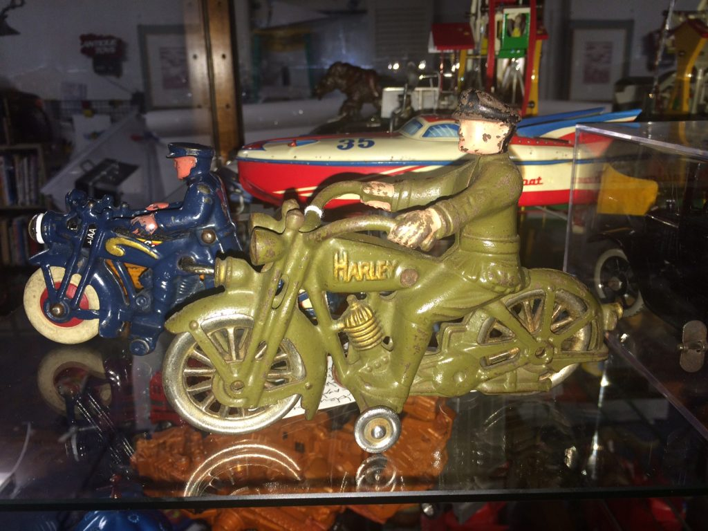 Hubley Harley Davidson Cast Iron