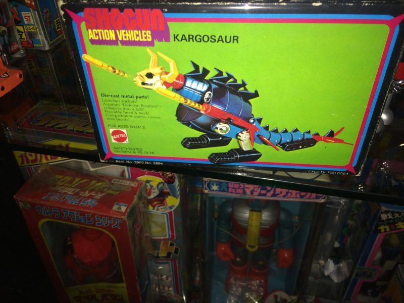 Shogun Warriors Kargasaur