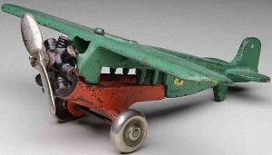 Fokker-credit James Julia auction