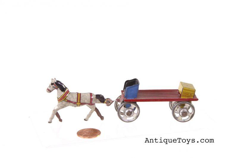 Distler-Penny-toy-horse