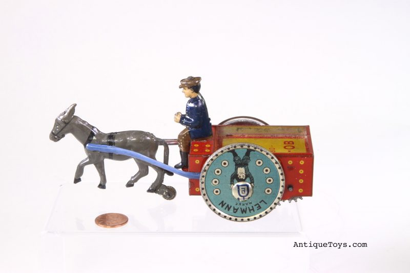 Lehmann-tin-cart-toy