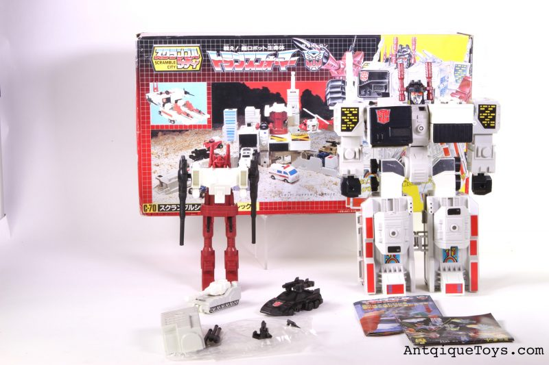 transformers generation 1 toys price guide