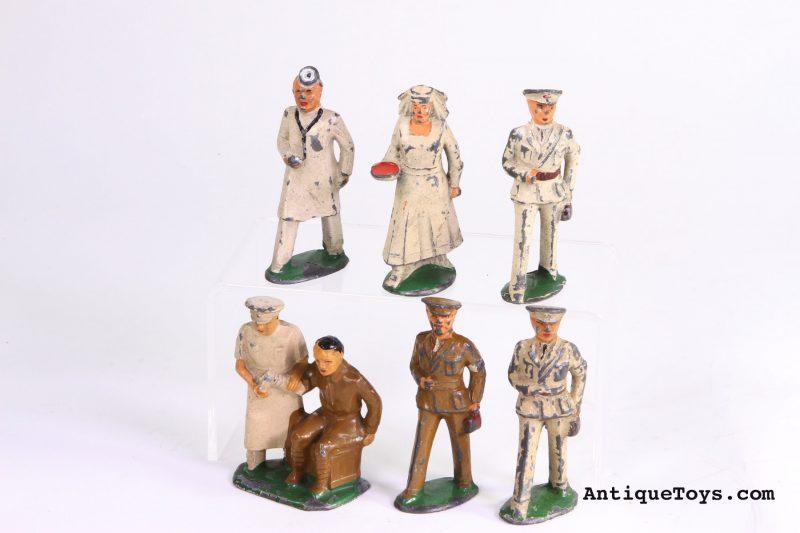 Barclay-Doctors-nurse-set