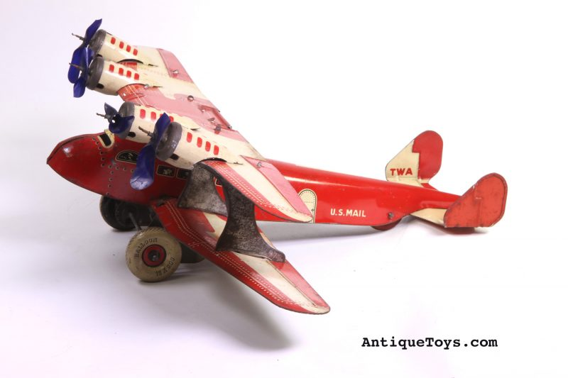 US-mail-plane