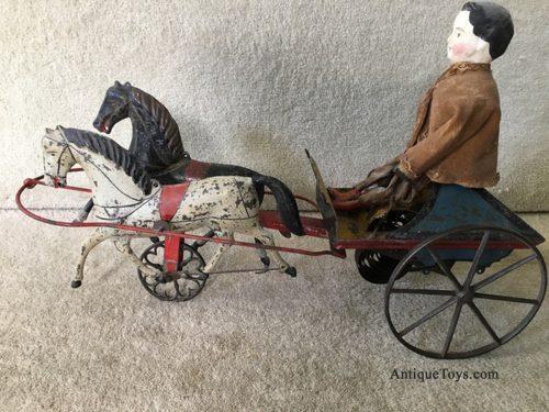 Old toy by Althof Bergmann