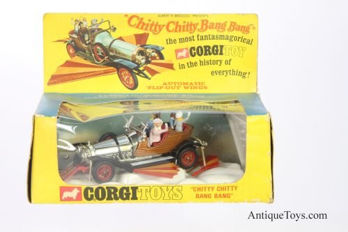 Corgi-diecast-car-Chitty-chitty-bang-bang