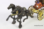 Kenton-cast-iron-horses-fire
