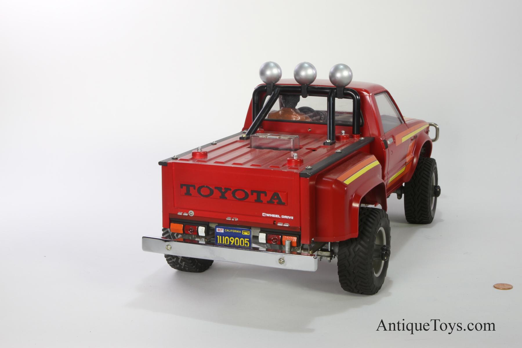 Tamiya Toyota Hilux R C 4x4 Vintage 1981 Sold Antique