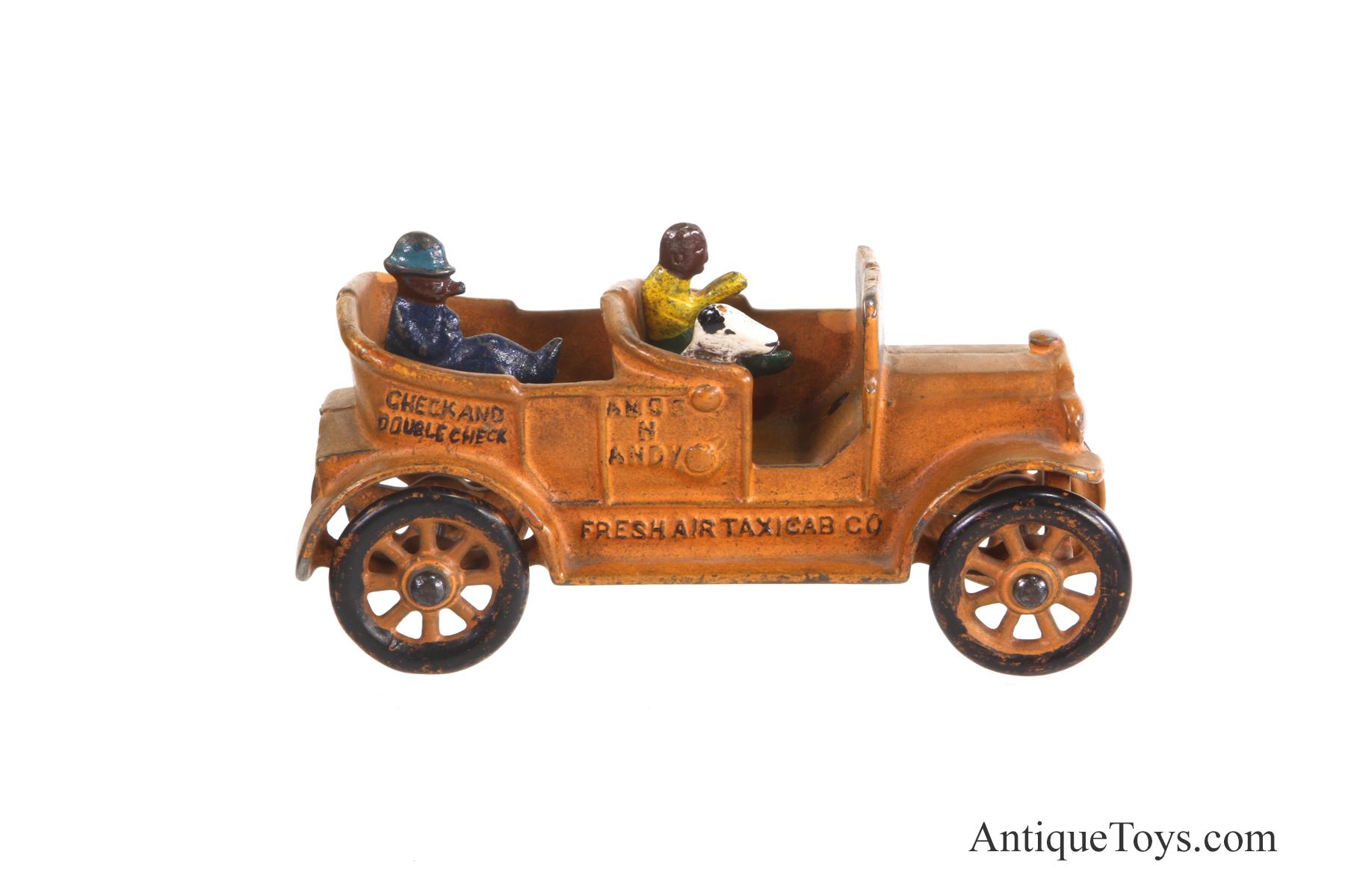 Antique Toy Car Parts