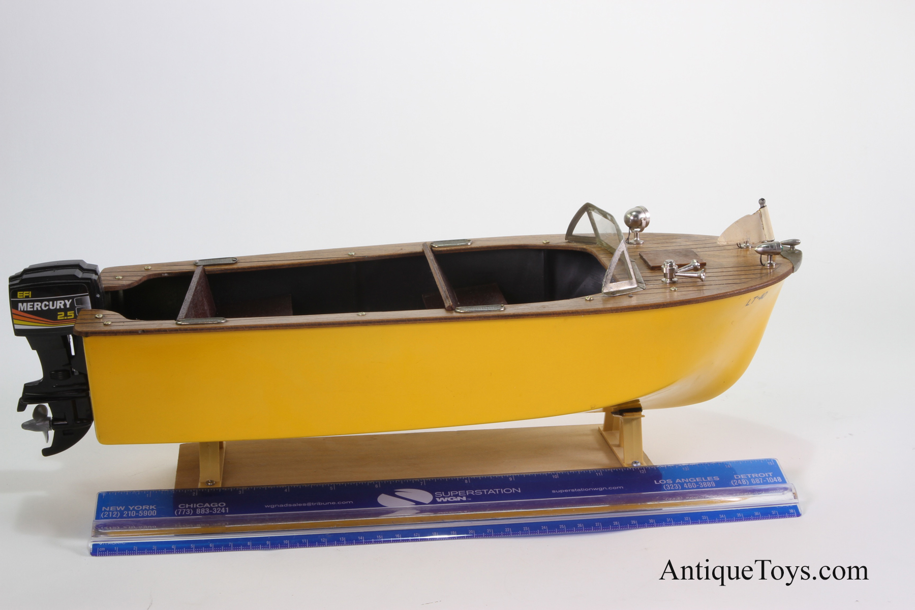 Toy Electric Powered Boats Great Installation Of Wiring Diagram For Battery Operated Toys Fleet Line Op 50 S Boat Usa Sold Antique Sale Rh Antiquetoys Com Small Lakes
