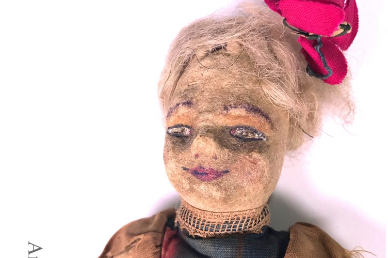 Doll-head-German