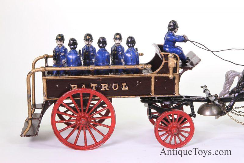 Police-Patrol-Cast-Iron-Shimer-toys01