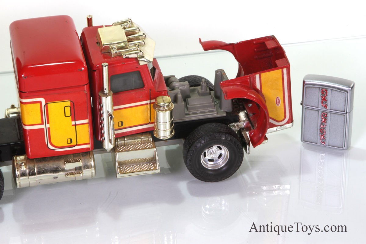 A-Team BA Peterbilt Truck by Ertyl- Mr  T *sold*