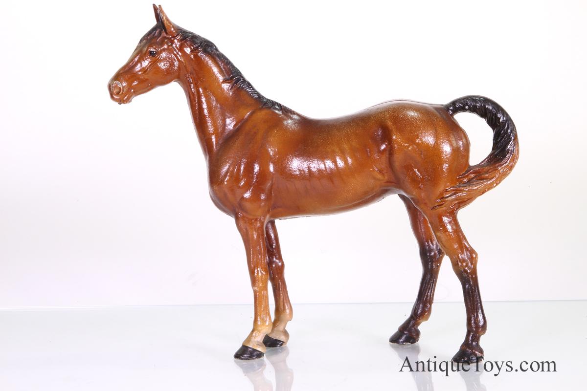 Hubley Horse Cast Iron Doorstop 345 Sold Antique Toys