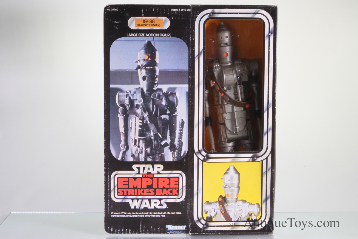 Ig 88 12 Quot Star Wars Empire Strikes Back Figure For Sale