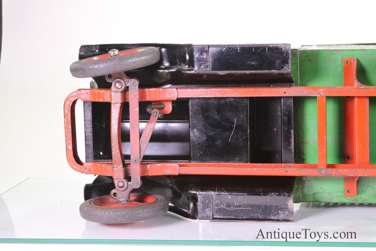 Keystone vintage bus terminal toy