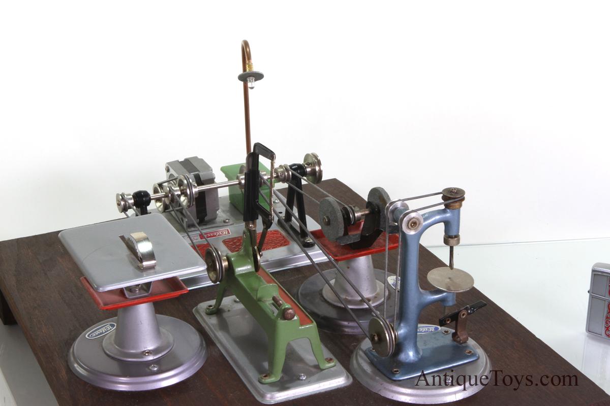 Wilesco Steam Engine ...