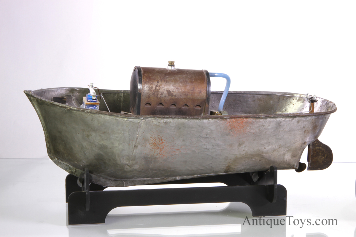 Ugly Duckling Boat - Antique Toys for Sale
