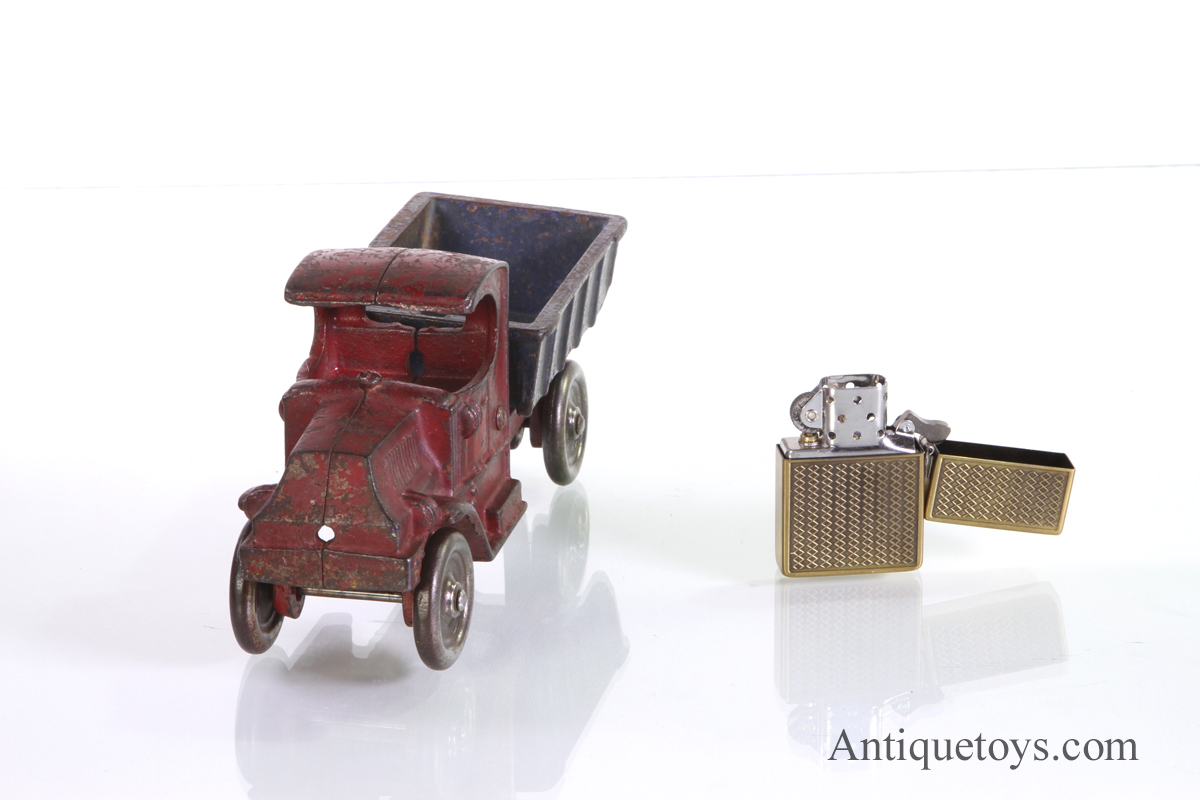 Cast iron truck by Champion