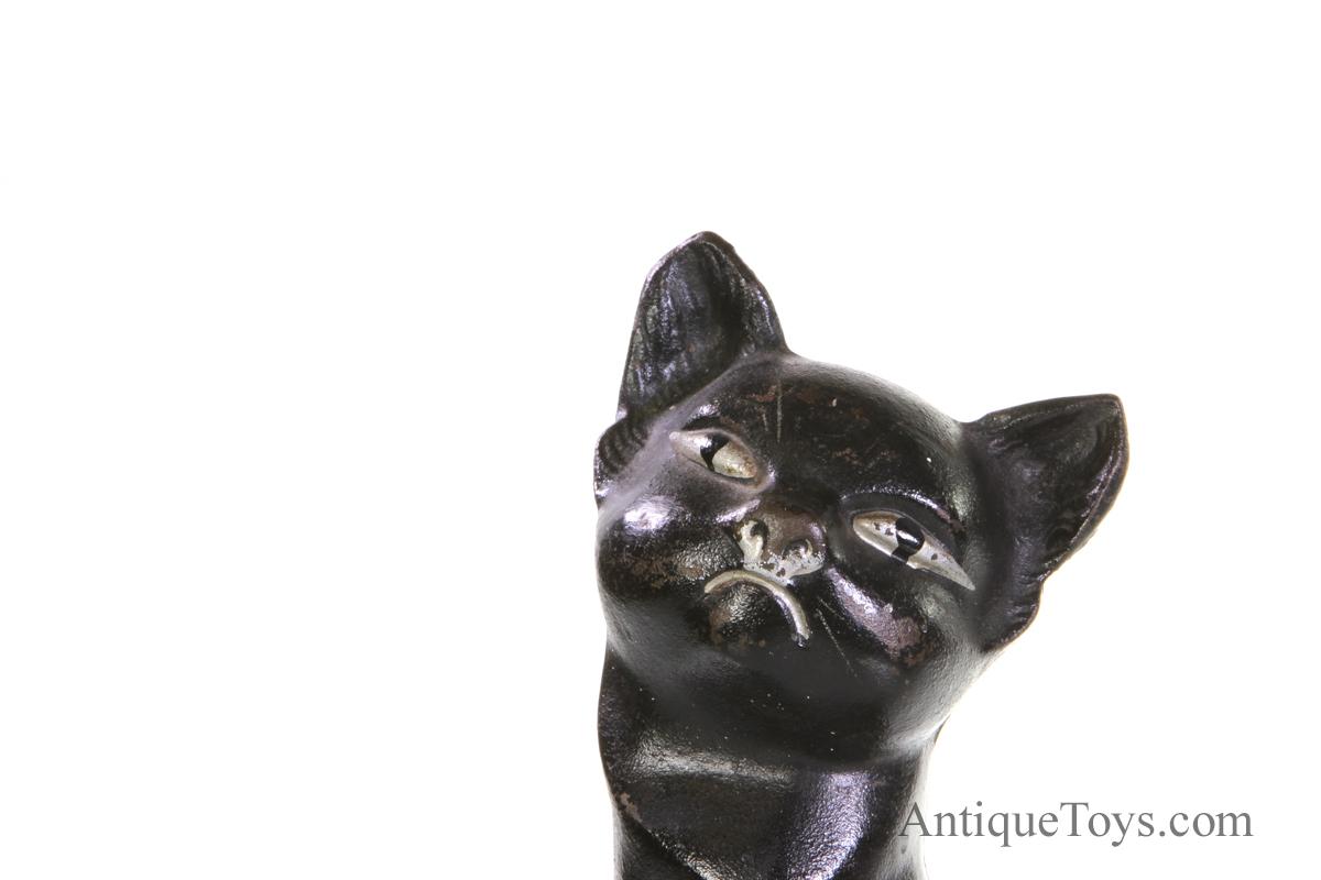Cast iron cat doorstop for sale antique toys for sale - Cast iron cat doorstop ...