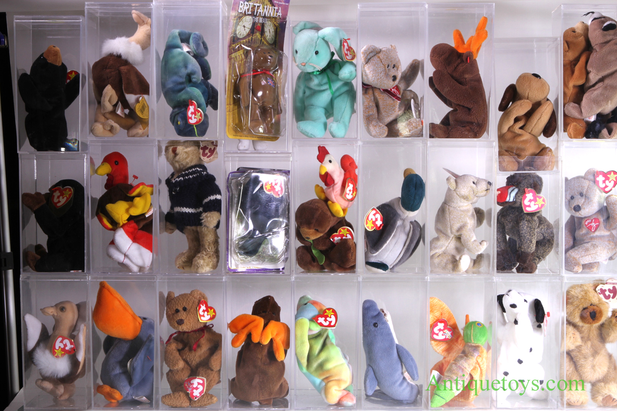 Iron Horse Motorcycles >> Beanie Baby Collection for sale by Ty *sold* - Antique ...