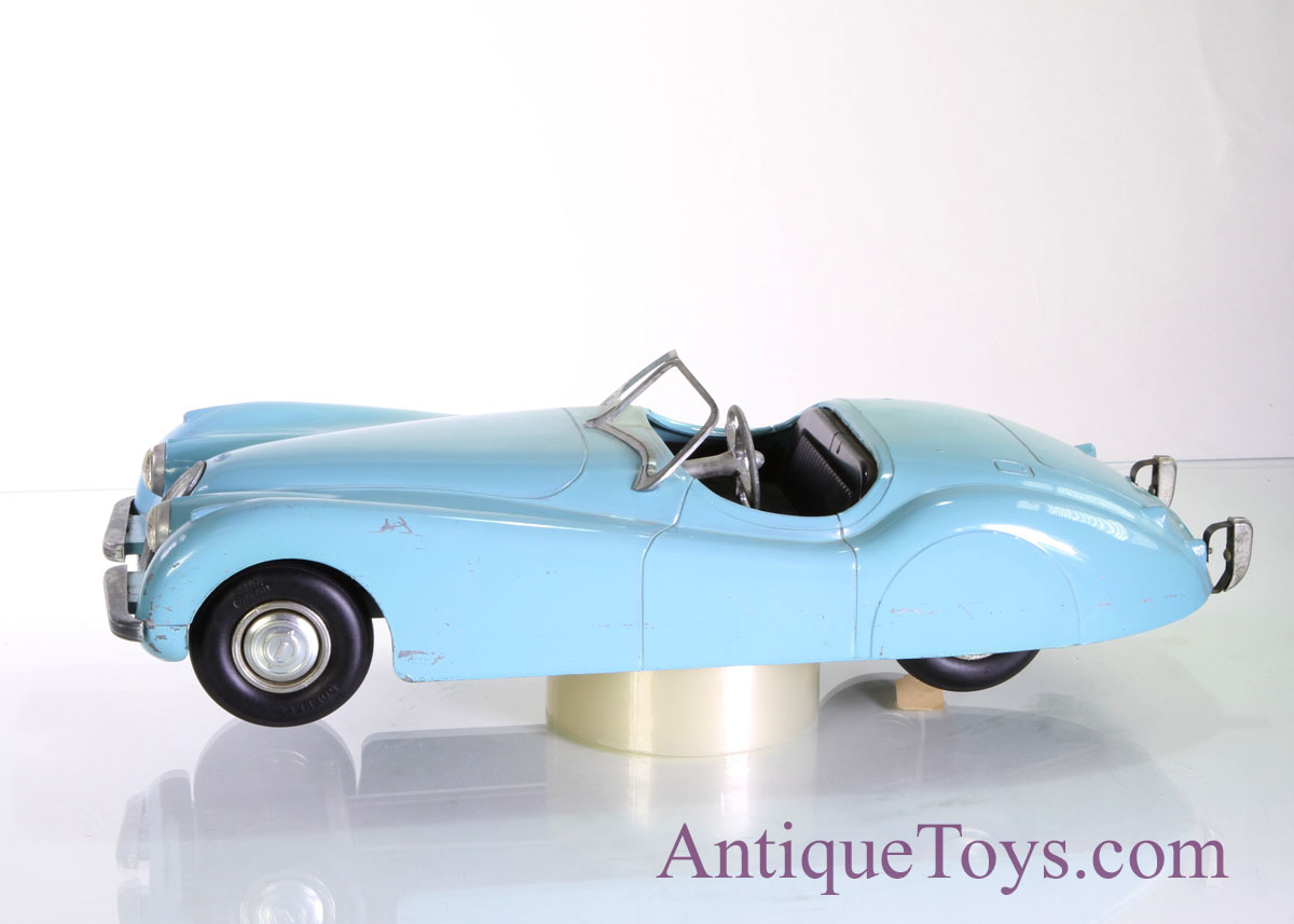 Doepke Model toys Jaguar for Sale, Ohio XK-120 - Antique Toys for Sale