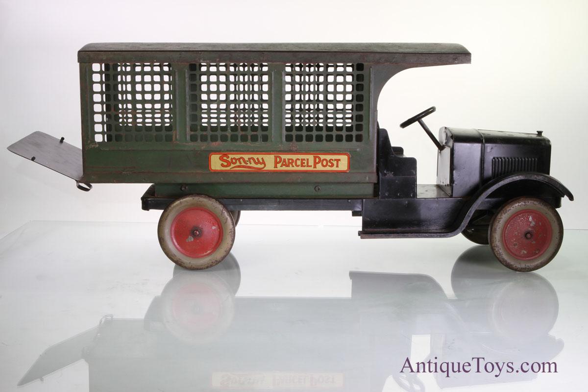Sonny Parcel Post Truck For Sale Pending Antique Toys