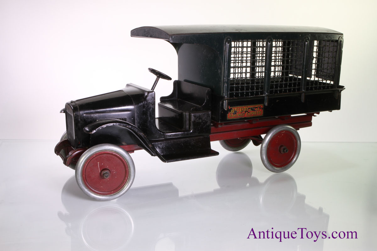 Buddy L Toy Trucks for Sale. Buddy L Buying - Antique Toys for Sale