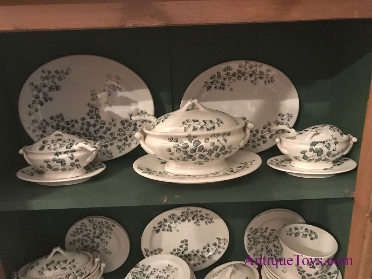 Ridgeway Kids Porcelain Dishes from England *contact for details* - Antique Toys for Sale & Ridgeway Kids Porcelain Dishes from England *contact for details ...