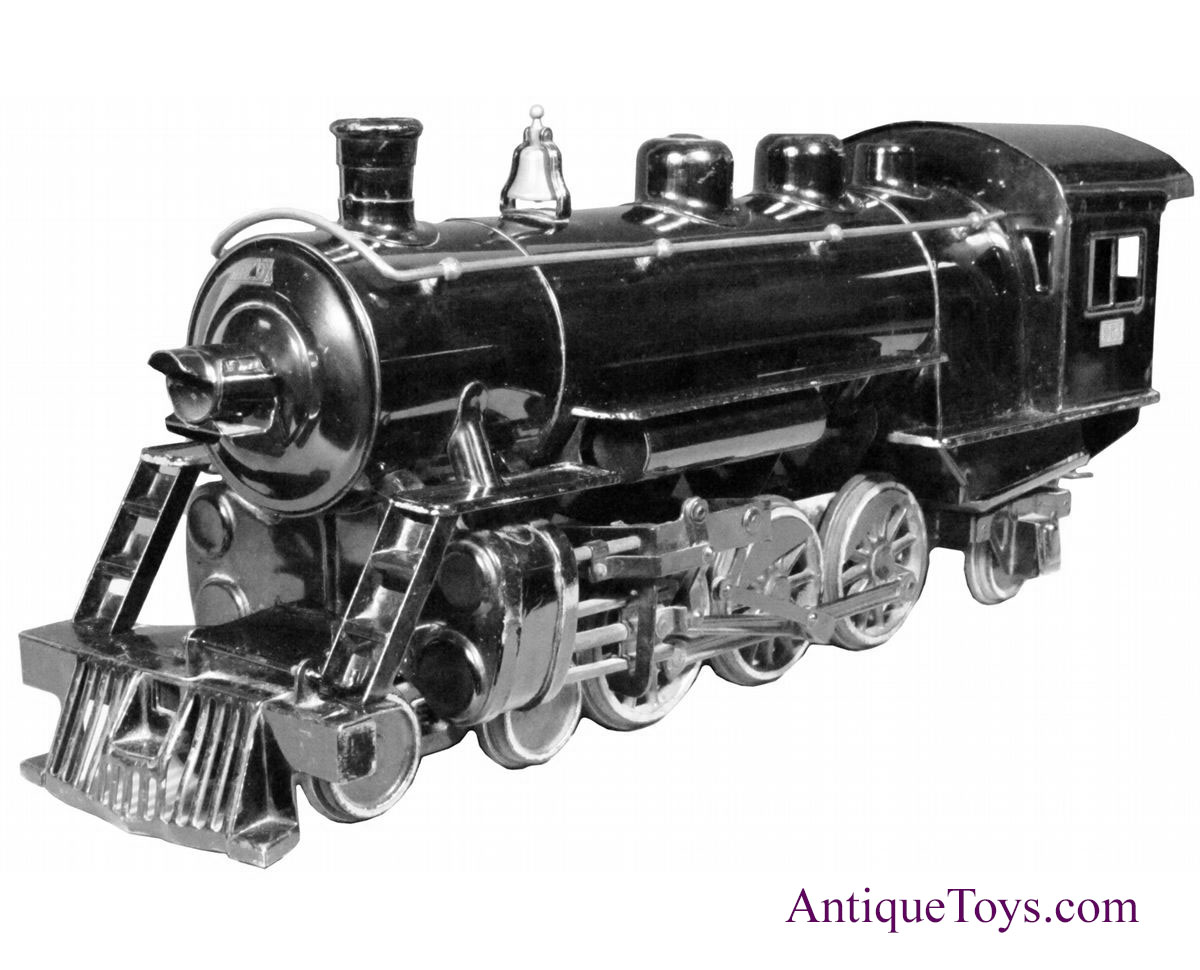 Old Toy Trains : Buddy l train antique toys for sale
