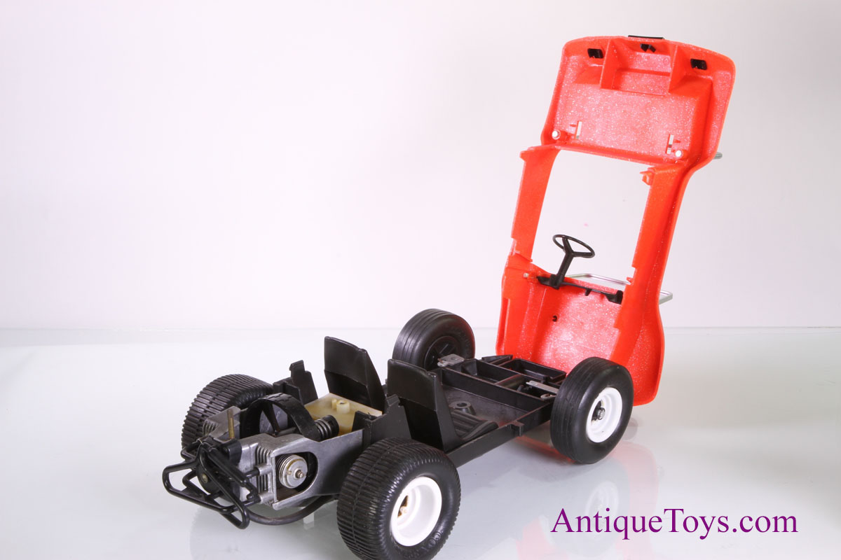 Wood Stoves For Sale >> Cox Buggy Race .049 Gas Car *sold* - Antique Toys for Sale
