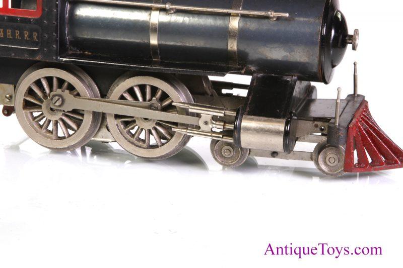 Thick rim train no. 6