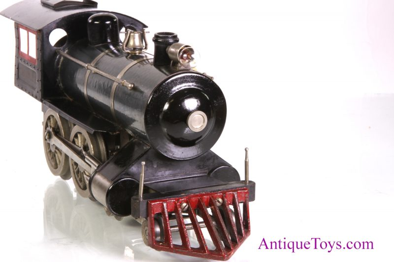 American toy train cow catcher