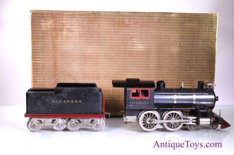 Lionel train with box No.6