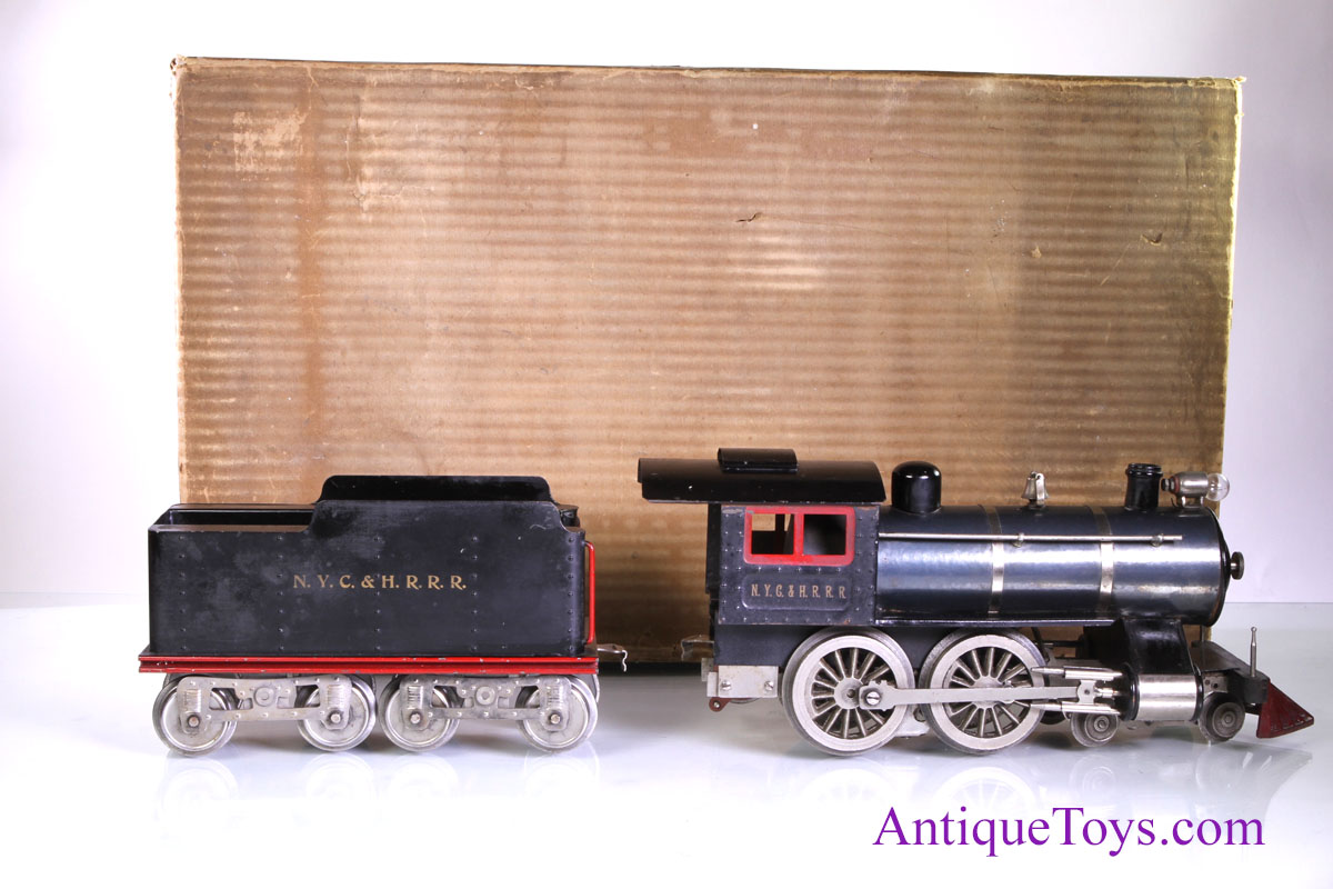 Lionel train with box No.6