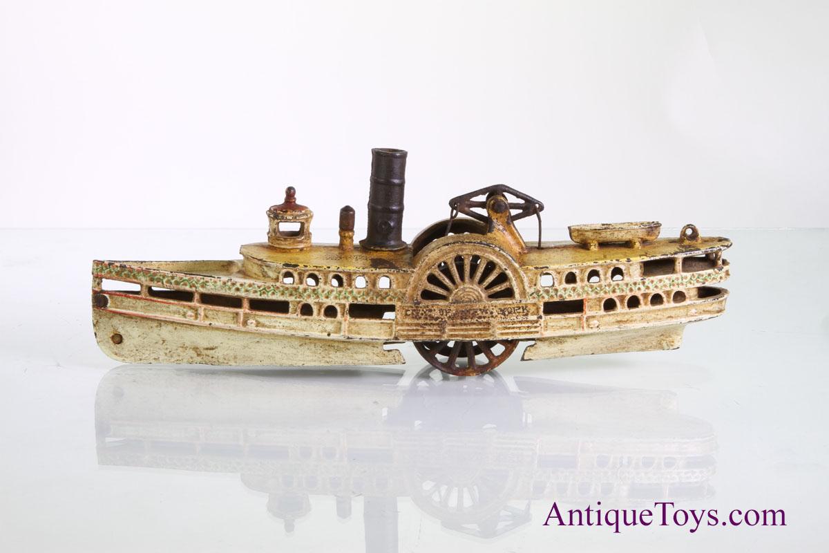 Wilkins New York boat