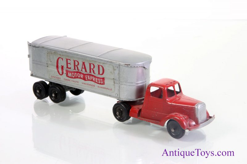 Gerard Truck toy by Tootsietoys