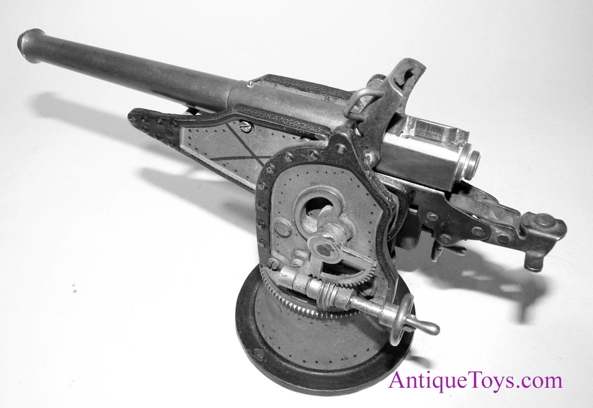 Marklin Costal Cannon Sold Antique Toys For Sale