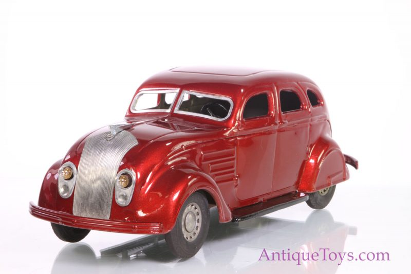 Chrysler Airflow Pressed Steel Car By Cor Cor For Sale